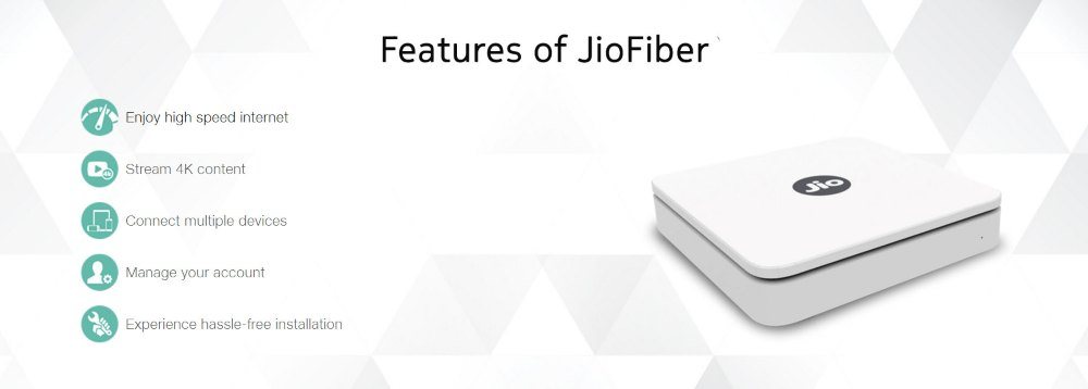How to Apply for a Jio Fiber Connection