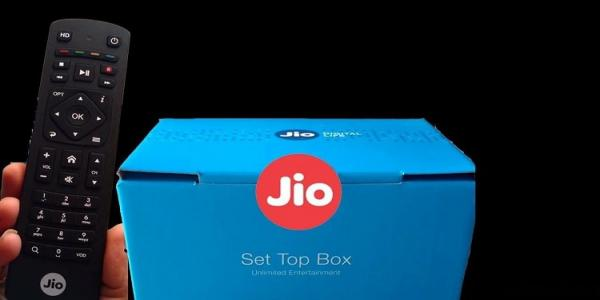 Jio DTH Welcome Offer