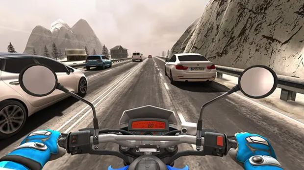 traffic rider mod apk download