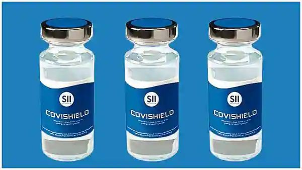 covishield vaccine in india